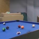 Voor de wat oudere kids (6+) en voor de Papa's beschikt Lastig over een game-room van 40m2!